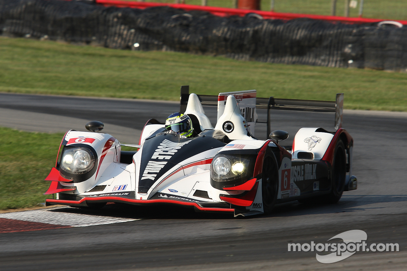 Muscle Milk Pickett Racing pumped up for Road America battle - Video