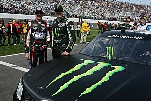 NASCAR Truck Breaking news KBM parts ways with Leffler, names Kurt Busch for Michigan