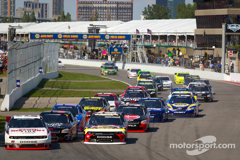 Carpentier, Tagliani and Villeneuve head local drivers at Montreal
