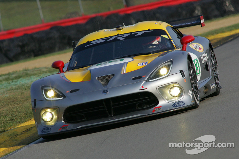 SRT heads to Road America for second test of the new Vipers