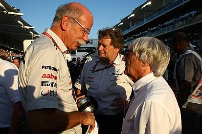 More sources reporting Mercedes-rebranding rumours