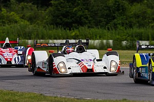 ALMS Qualifying report CORE autosport starting second in class at Road America