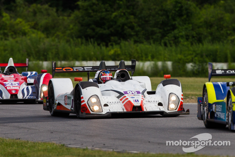CORE autosport starting second in class at Road America