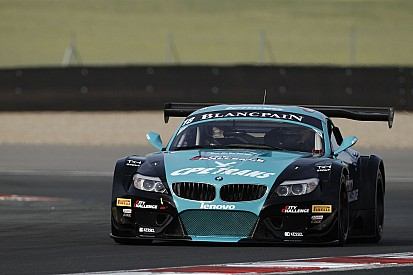 Vita4One BMW takes pole in battle of the big guns at Slovakia Ring