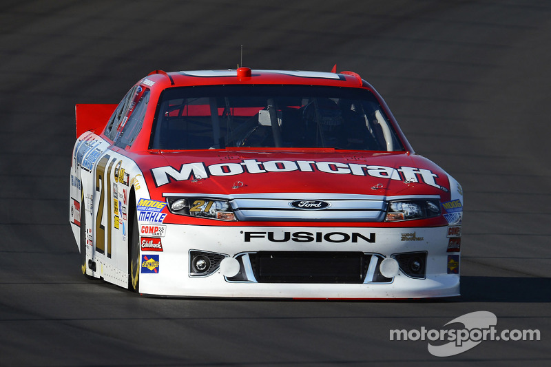 Bayne qualifies a solid sixth for the Michigan 400