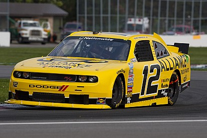 Hornish Jr. on Montreal: Things have gone pretty good so far