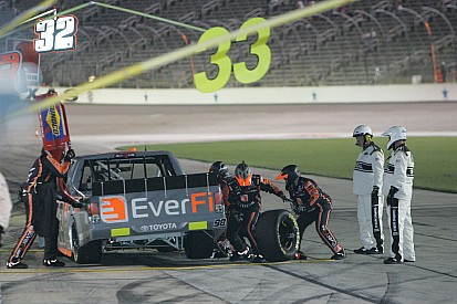 Armstrong highest-finishing Tundra driver at Michigan