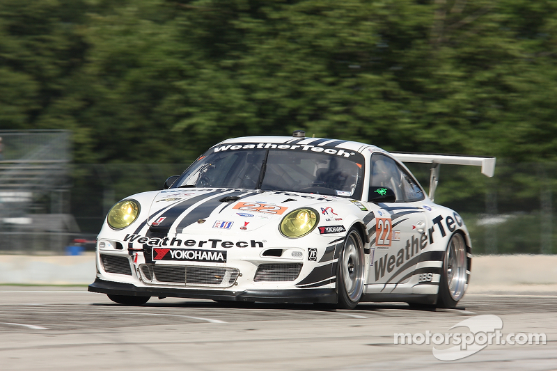 MacNeil and Bleekemolen win GTC in WeatherTech Porsche at Road America