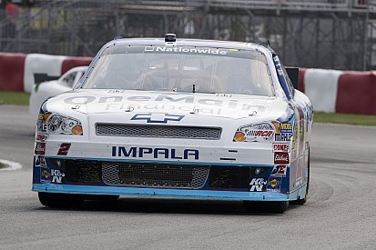 Sadler takes fourth in Montreal for Richard Childress Racing