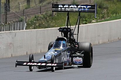 Bernstein, MAVTV dragster on wrong end of tight race in Brainerd