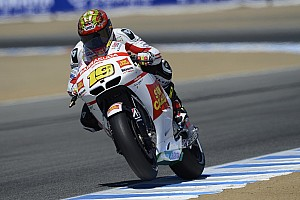 MotoGP Race report Bautista delighted with fifth place at the Brickyard