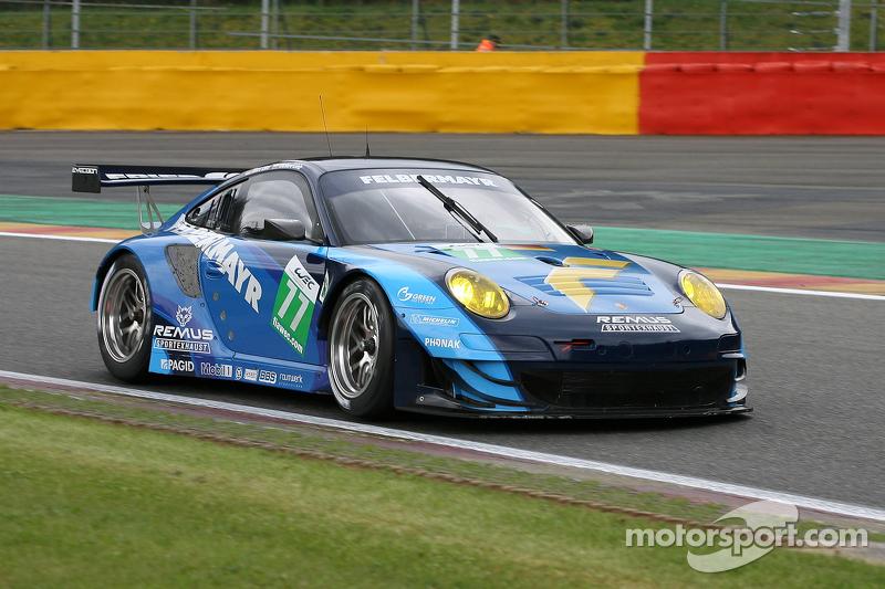 Porsche pilots keen to return to winning ways at Silverstone