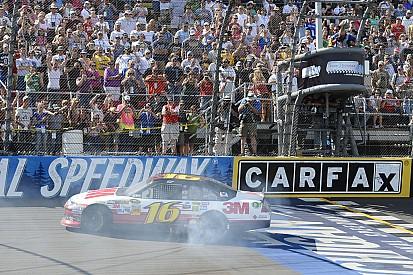 Roush Yates prepared Ford engine win at Michigan