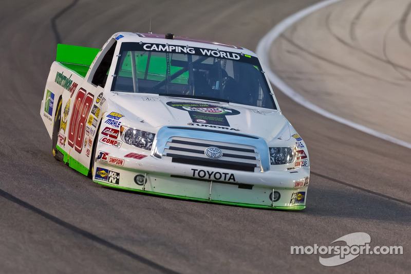 Career best third place finish for Chastain at Bristol
