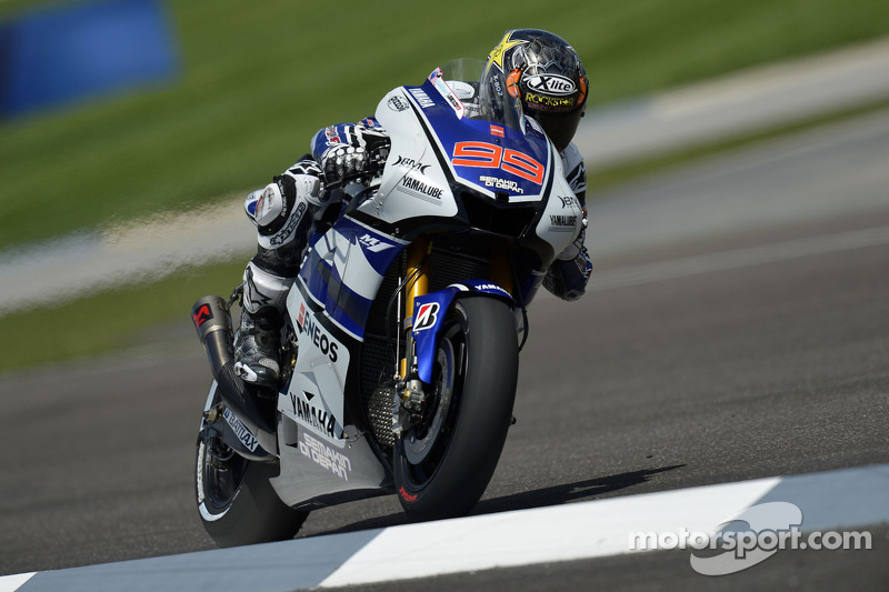 Lorenzo surges to pole in the Czech Republic