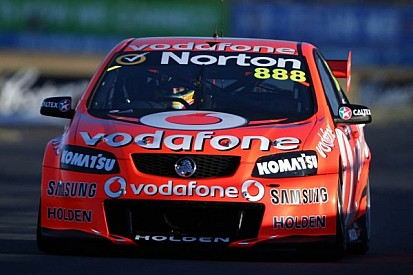 Lowndes hungry for championship, grabs SMP's race 1 win