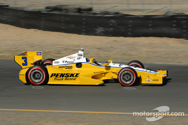 Team Chevy drivers claim top-four spots in Sonoma Fast Six