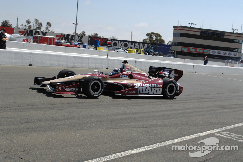Hildebrand qualifies 17th for sunday's GoPro Grand Prix of