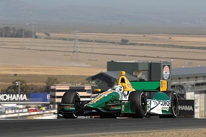 Engine change puts Lotus HVM Racing at back of Sonoma field