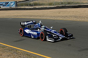 IndyCar Race report Another top ten for Tagliani at Sonoma