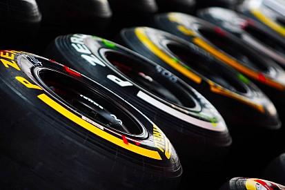 Pirelli Medium and Hard tires for Spa 'roller coaster'