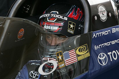 Army Strong NHRA duo deads to its strongest battlefield: The U.S. Nationals in Indy