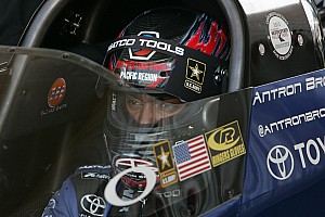 NHRA Preview Army Strong NHRA duo deads to its strongest battlefield:  The U.S. Nationals in Indy