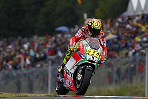 MotoGP Race report Seventh place for Valentino Rossi at Brno