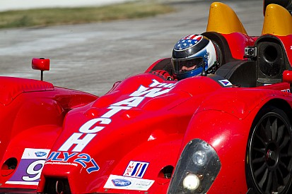 Tomy Drissi heading to the Baltimore Sports Car Challenge