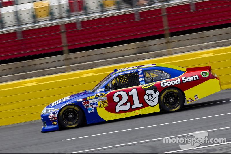Wood Brothers Racing has 12 Atlanta victories, looking for 13