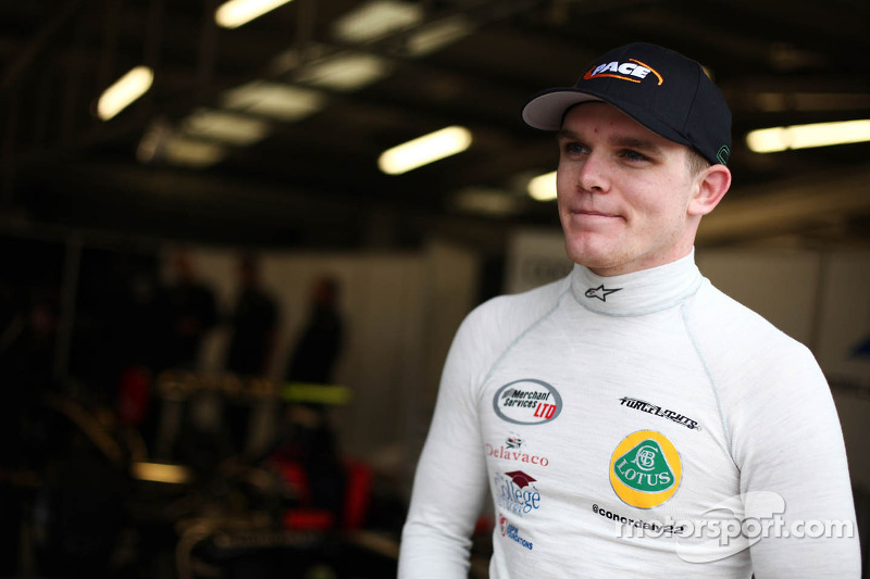 Conor Daly heads to Spa contest in Belgium