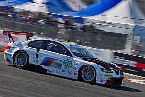 ALMS Qualifying report BMW Team RLL qualifies second and fifth in Baltimore