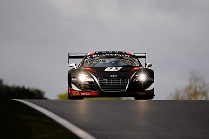 WRT Audi wins action packed race in Moscow