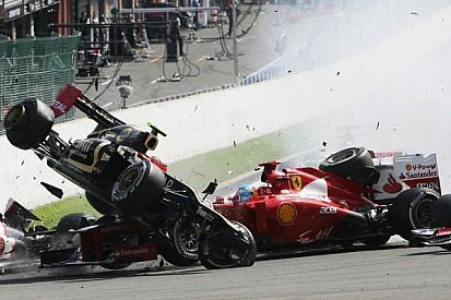 No Italian GP for 'Fly too high' Grosjean