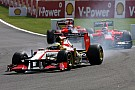 HRT fought from start to finish at Spa