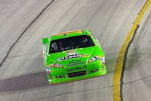 NASCAR Cup Race report Patrick's learning curve continues at Atlanta 500