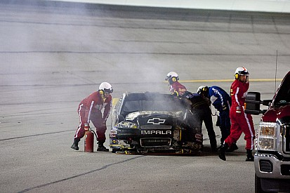 Misfortune gets the better of Newman in Atlanta
