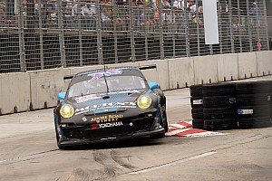 ALMS Race report Big win for TRG at the 2012 Baltimore Grand-Prix