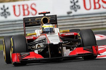 HRT's De la Rosa will be racing his 100th F1 GP at Monza