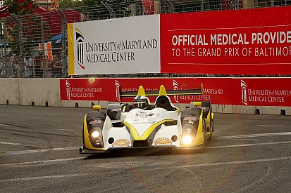 Merchant Services Racing finish Baltimore with two cars in top 5