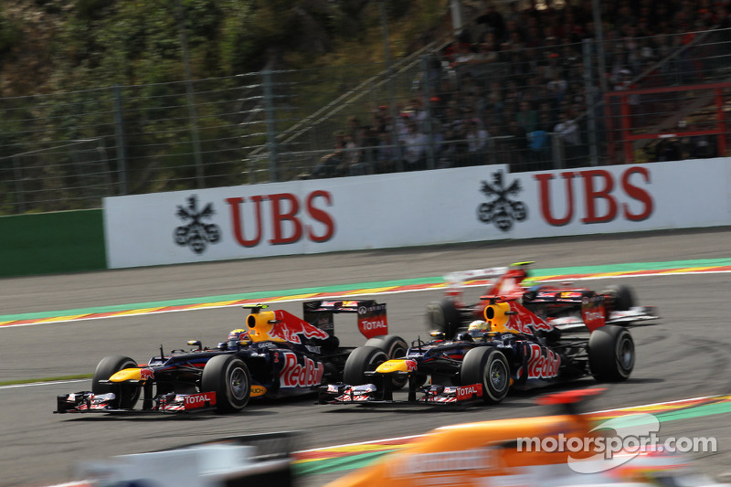 Webber and Vettel look forward to Italian GP in Monza