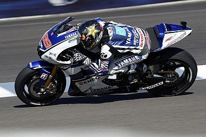 Yamaha complete successful two-day Aragon test
