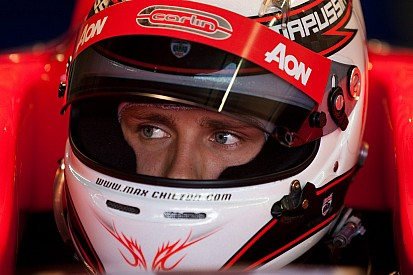 Chilton sets the pace in Monza practice