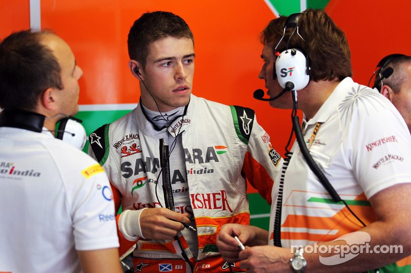 Sahara Force India enjoyed a productive start for this weekend's Italian Grand Prix.