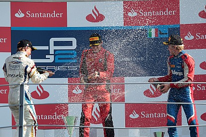 GP2 and GP3 tyres prove crucial as series draw to a close