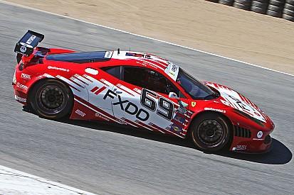 FXDD's Ferrari wins GT Championship at Laguna Seca