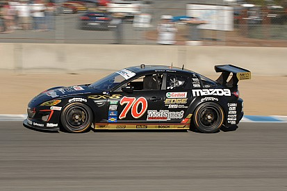 Customer team shines as SpeedSource struggles at Laguna Seca