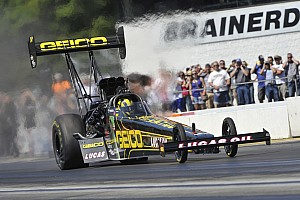 NHRA Preview At Charlotte, Playoffs provide fresh start for Morgan Lucas
