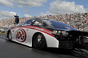 NHRA Preview GK Motorsports pro Connolly primed for a win at Charlotte
