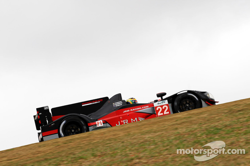 JRM Racing pleased with Thursday practice in Sao Paulo